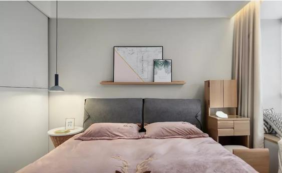卧室床头怎么装修更实用?卧室床头设计三大重点