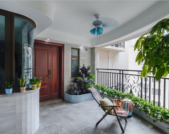 装修日记:188平美式大宅,舒适精致,高颜值住30年也不会过时!