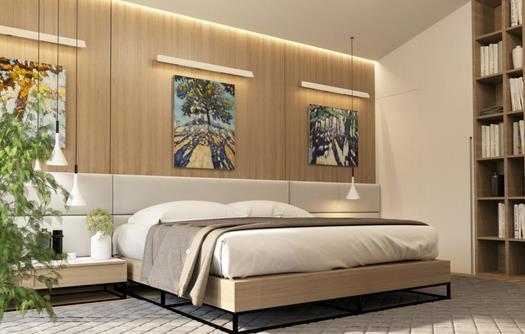 卧室风水:新家装修卧室床要怎么摆才对?床对着厕所门如何化解?