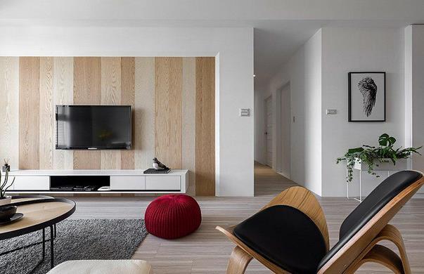 2018<b>電視</b>柜新潮裝修設計推薦,<b>電視</b>柜這樣裝實用也不俗