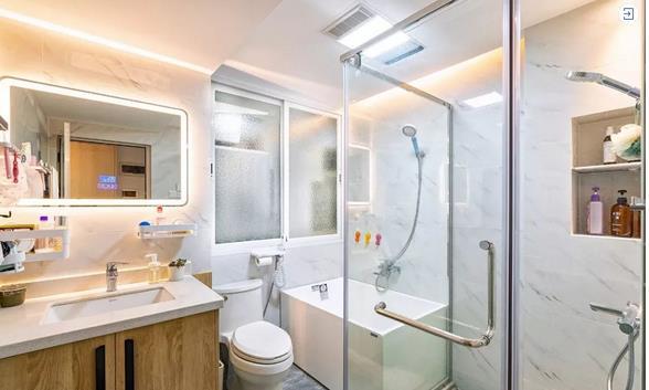 浴室装修设计有哪些注意事项?赶紧收藏让洗澡更爽