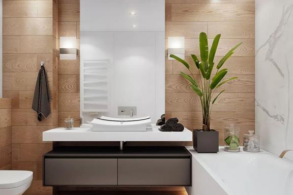 卫生间装修三大建议,让卫生间打扫更轻松