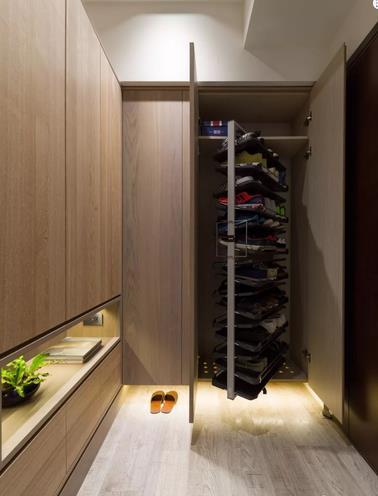 2018鞋柜装修四大注意事项,这样装修鞋柜更好用