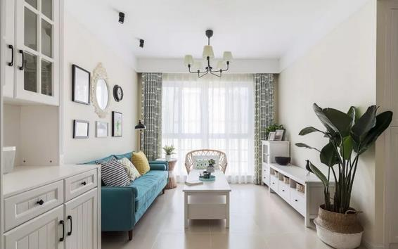 客厅地面瓷砖怎么选?客厅瓷砖种类、铺法、颜色都重要