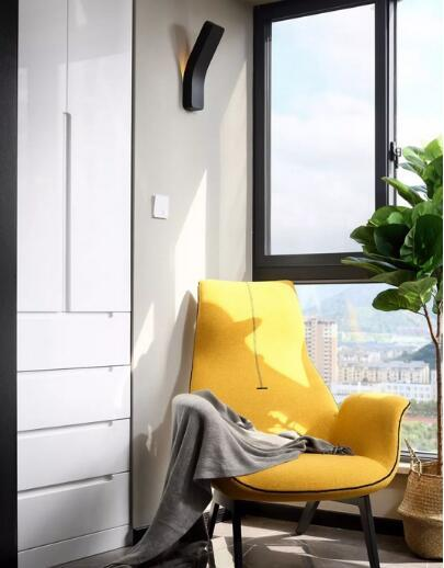137平高级现代风装修多少钱?28万打造简约中性三居室
