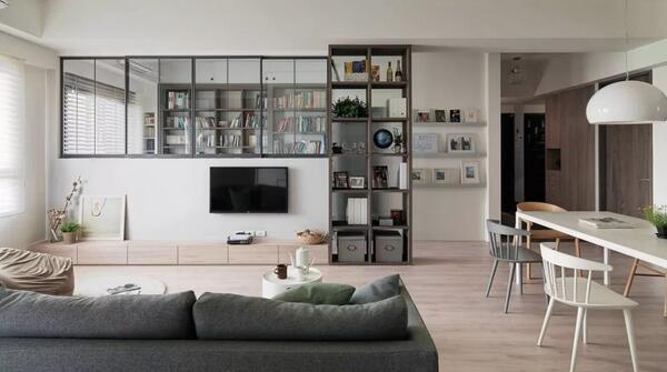 2019客厅装修设计新趋势,打造时尚又实用客厅