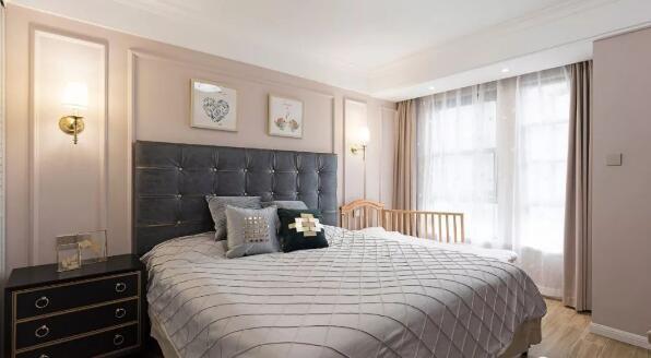装修日记:130平的简美风轻奢三居室,半包12万效果堪比样板间
