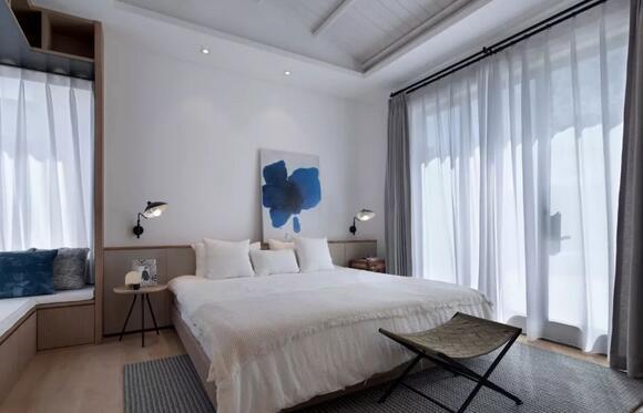 卧室装修怎么才能更舒适?想要提升幸福感卧室软装更用心