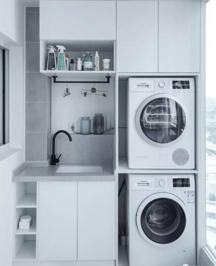新家洗衣机水电位置留对了么?洗衣机插座、进出水太重要