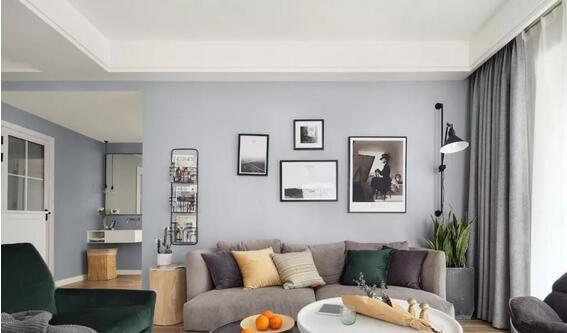 新家装修配色如何显高级?高级灰配色更好看