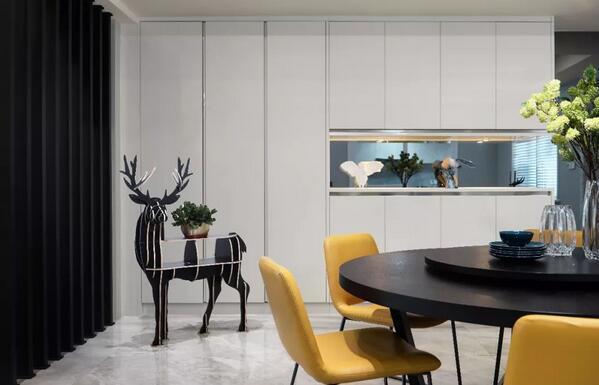 400平别墅现代风装修怎么做?90后现代风别墅婚房设计