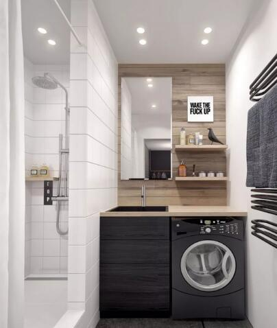 卫生间装修安装浴缸好还是淋浴房好?一定要看实际