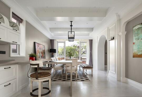 简约美式大宅怎么装修设计更好?优雅浪漫还不失贵气