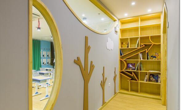 1500平幼儿园装修多少钱?200万打造多彩童话幼儿园