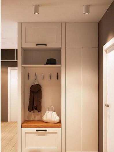 嵌入式玄关柜怎么设计更好?玄关柜装不好等着丢人吧