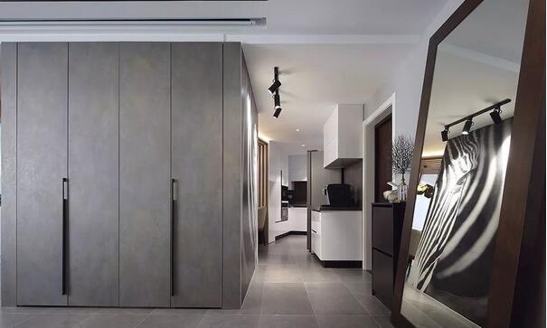 99平现代高级装修多少钱?10万半包超赞简约两室