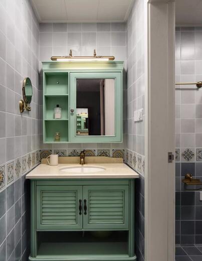 83平小两居装修多少钱合适?18万省钱打造复古美式