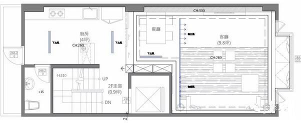 180平小别墅简约风装修多少钱?80万装低奢黑白灰洋房