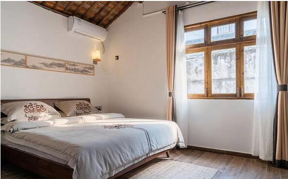 民宿改造卧室装修