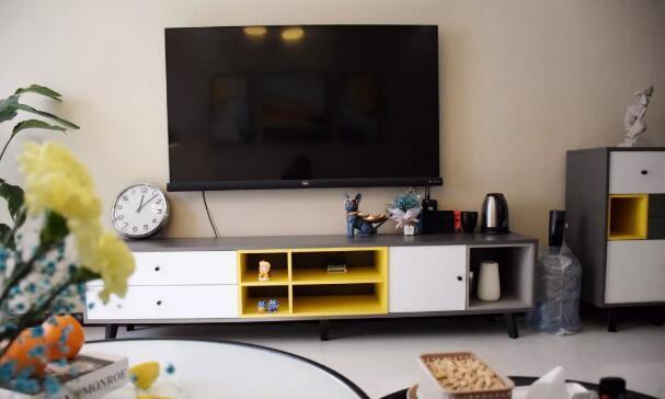 客厅软装改造