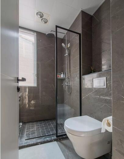 20万89平小三室卫生间装修