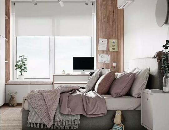 4款女白领最爱的卧室设计推荐,高颜值还实用