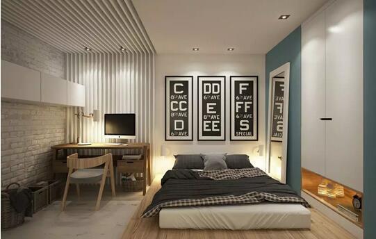 4款女白领最爱的卧室设计推荐