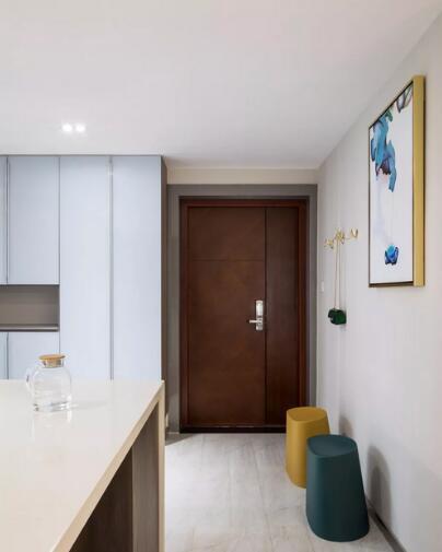 135平三室两厅装修