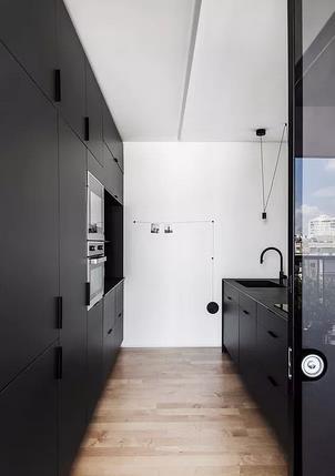 120平三室两厅两卫户型装修