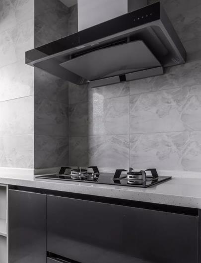 现代风厨房装修