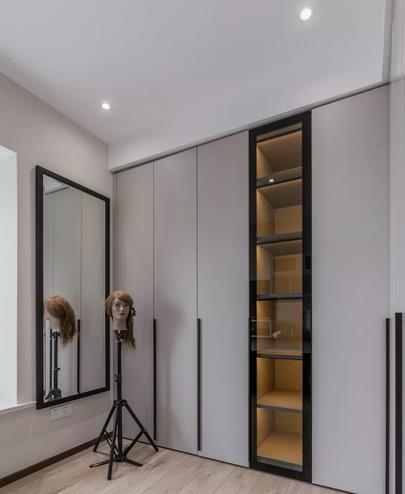 现代风卧室装修