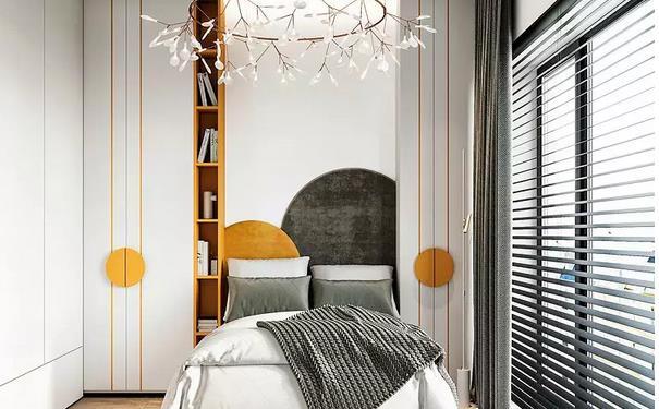 小面积卧室怎么显大装修?4招搞定小户型卧室显大显高级