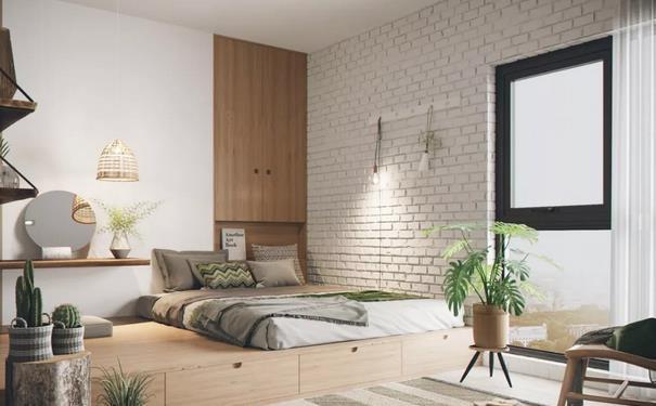 小面积卧室色调要简单统一