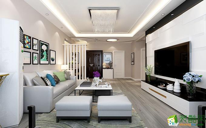 两室两厅房子设计图_成都喜鹊生活装饰,成都喜鹊家居用品有限公司欢迎你-装酷网