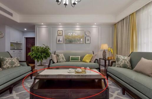 客厅不要茶几好不好?无茶几客厅设计更实用