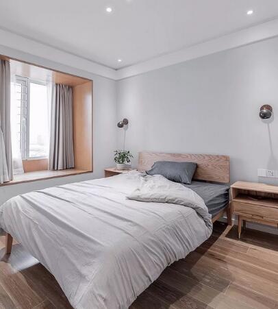 85平北欧风刚需房装修多少钱?20万打造清新实用小户型